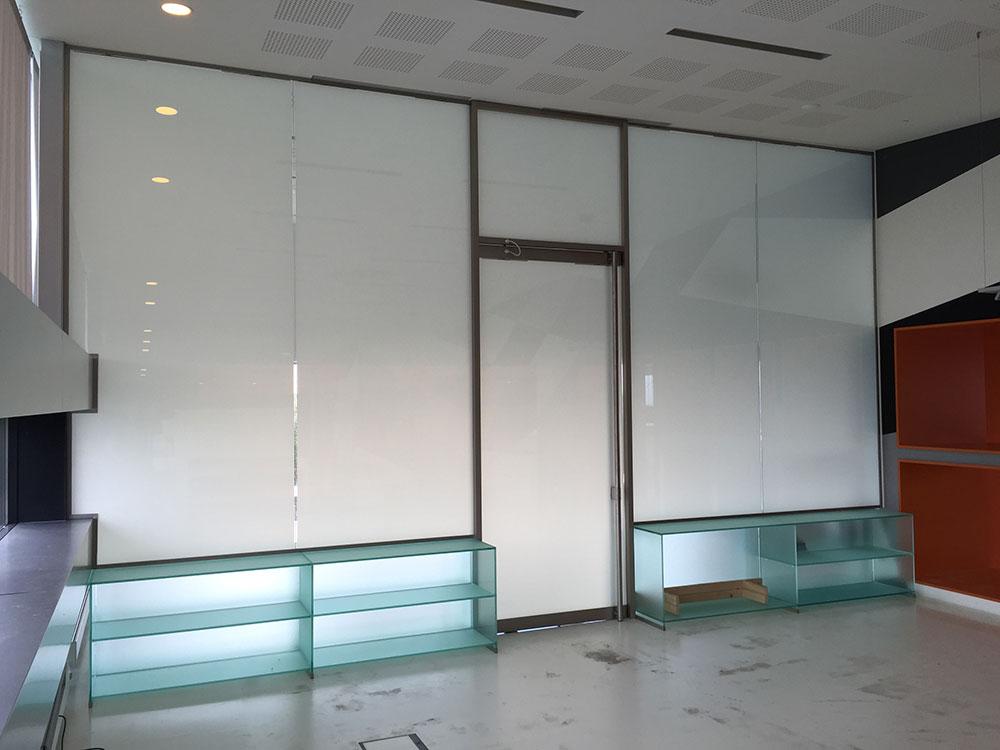 Dutch Glass Design - dreamglass. privacy glass