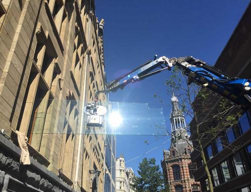 Duchess Restaurant Amsterdam; Glas van DGD
