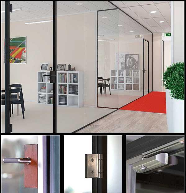 glazen-deur-in-aluminium-frame