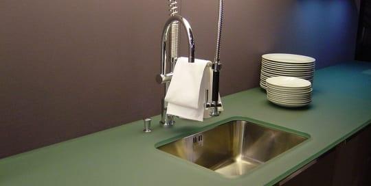 Dutch Glass Design - aanrechtbladen