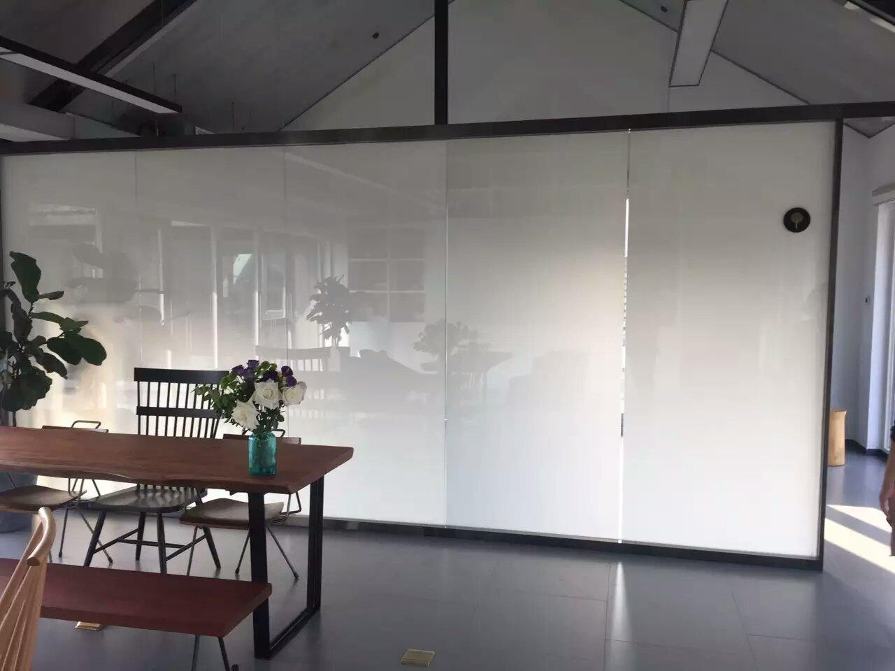 elektrisch glas verduisteren. Black Bedroom Furniture Sets. Home Design Ideas